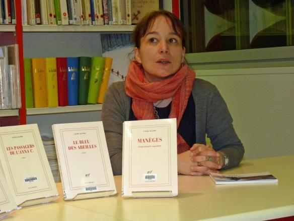 Venue Laura Alcoba (bis)