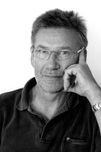 Philippe Lutz autoportrait